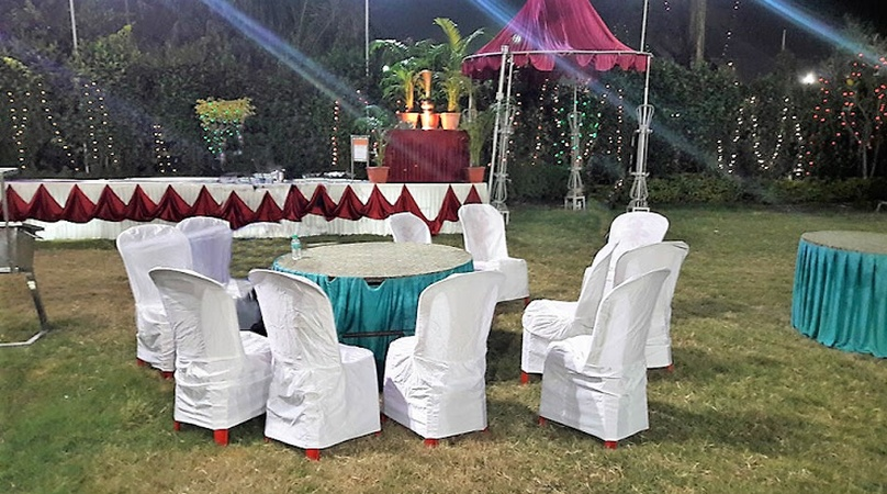 Green Valley Garden Lalghati Bhopal - Banquet Hall