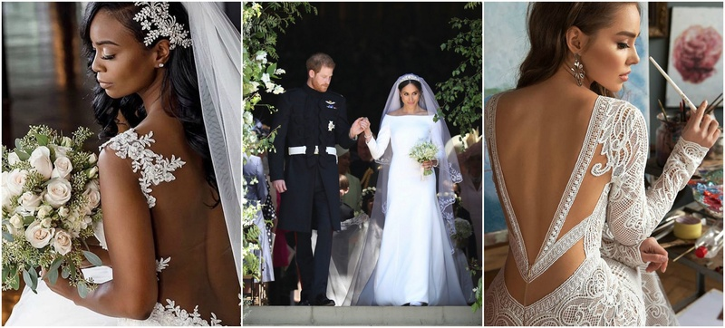 7 Elegant White Wedding Gowns Choices for 2020 Brides