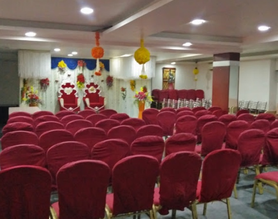 Anupama Residency Jubilee Hills Hyderabad - Banquet Hall