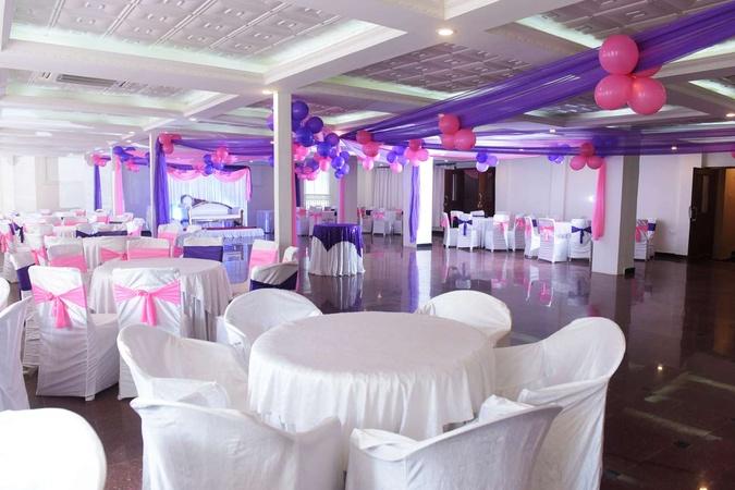 Casino Motels Sangolda Goa - Banquet Hall