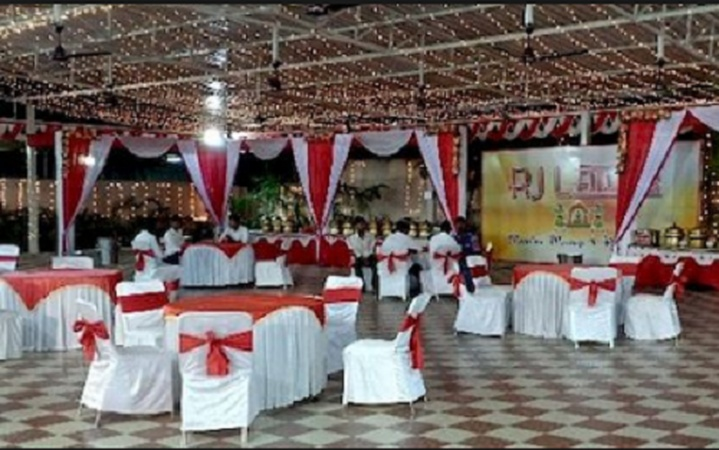 Maa Bhabani Resorts Rasulgarh Bhubaneswar - Banquet Hall