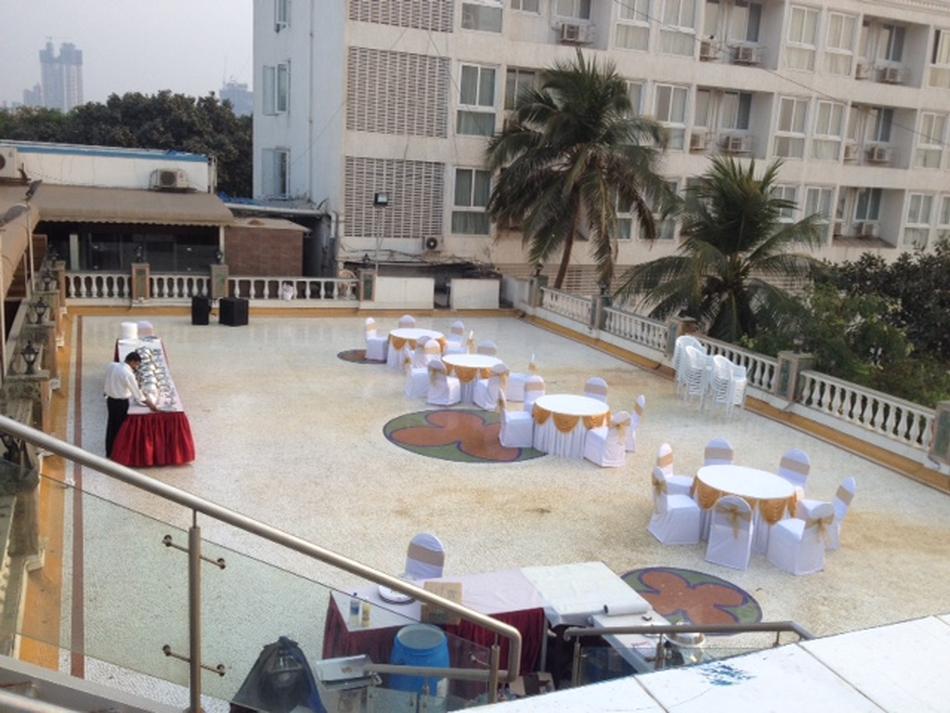 Nsci stadium wedding