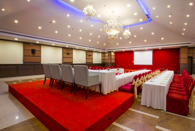 The PGS Vedanta Kaloor Kochi - Banquet Hall