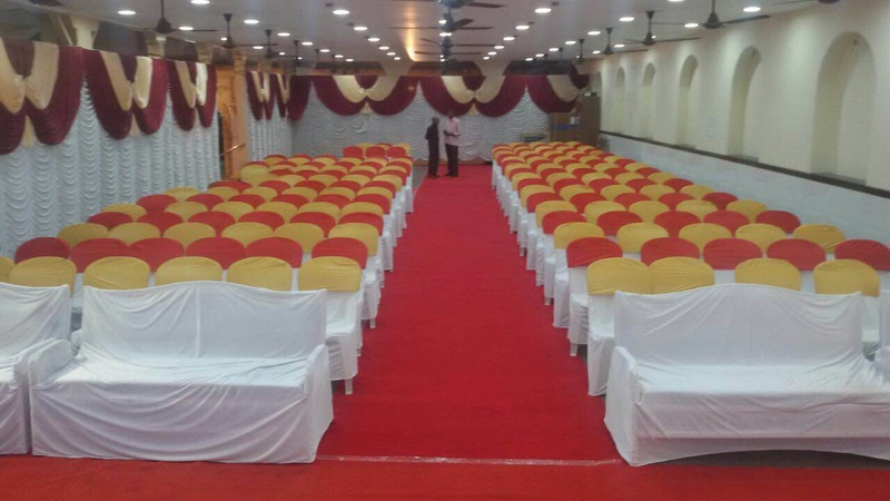 Rambaug Trust Hall Charni Road Mumbai - Banquet Hall
