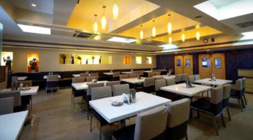 Geetha Restaurant Vesu Surat - Banquet Hall