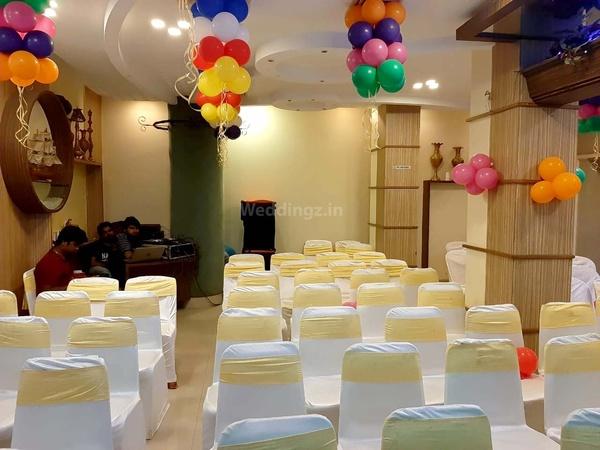 Panchratna Hotel Panvel Mumbai - Banquet Hall
