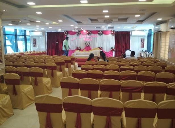 Hotel Chennai Deluxe, Koyambedu, Chennai