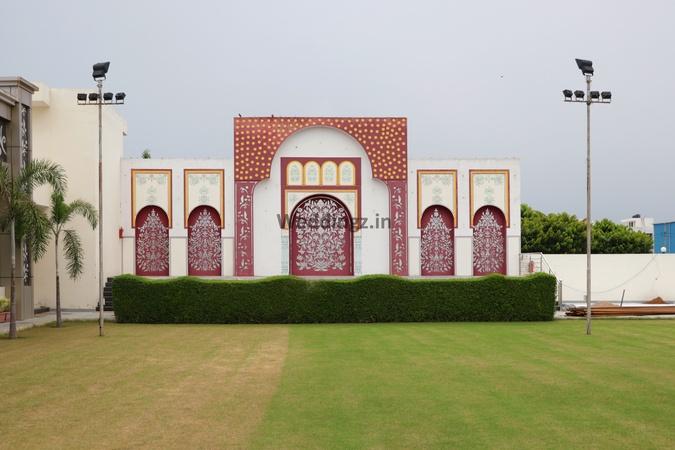 Chopra Marriage Hall Mansarovar Jaipur - Banquet Hall