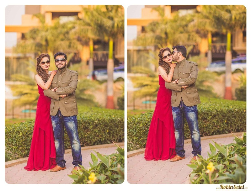 Aanchal and Shishir's Enchanting Wedding Held at The Corinthians Resort and Club, Pune