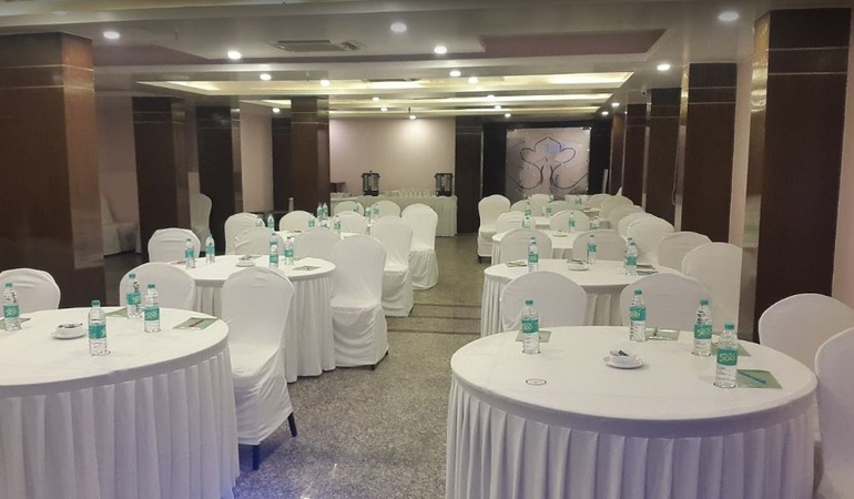 Hotel Gargee Grand, Anandpuri, Patna