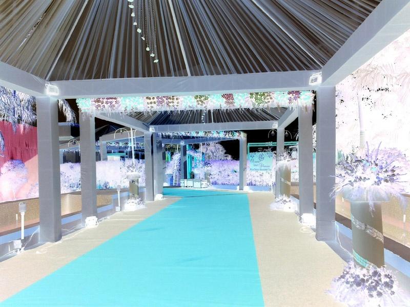 Laxmi Vilas Palace Banquets and Conventions, Ajwa Road, Baroda
