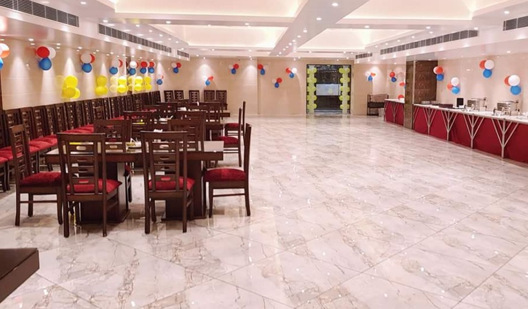 Tawa Banquet And Caterers Gomti Nagar Lucknow - Banquet Hall