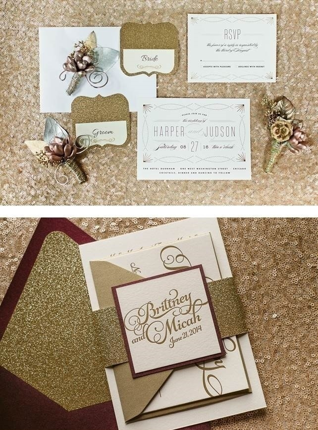 NEUTRAL WEDDING INVITES