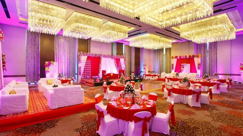 Courtyard By Marriott Agra Tajganj Agra - Banquet Hall