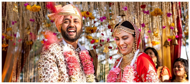 Levina & Jatin Mumbai : This adorale couple's ethereal love story makes us believe in the concept of young love!