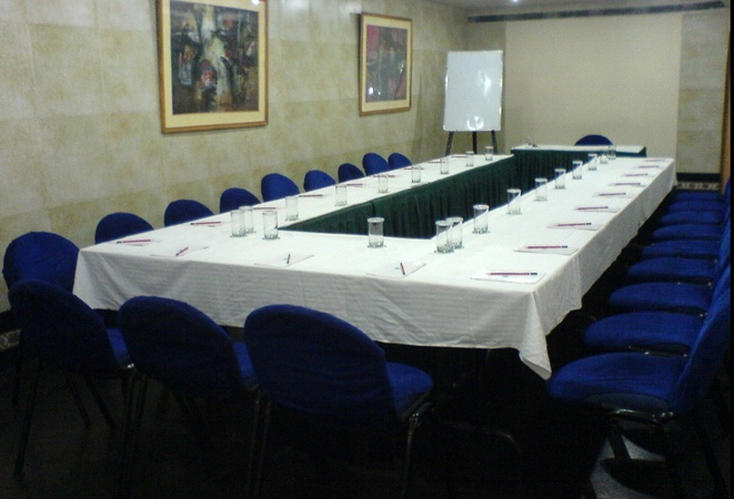 Hotel Allenby Inn Bhowanipore Kolkata - Banquet Hall