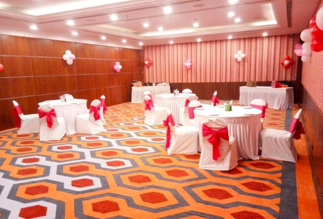 Zone by The Park Infantry Road Bangalore - Banquet Hall