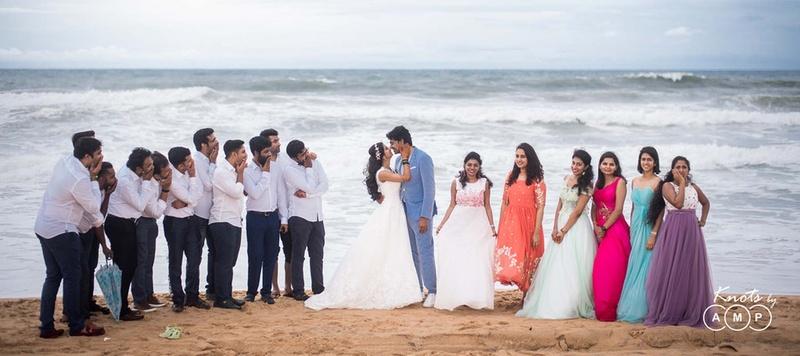 Sai & Trupti Goa : This Goa destination wedding gave us #bridetribe goals and the coolest reception ever!
