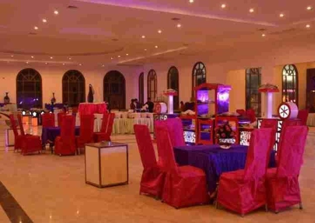 Paris Plaza Banquet and Lawns Kunjpura Road Karnal - Banquet Hall