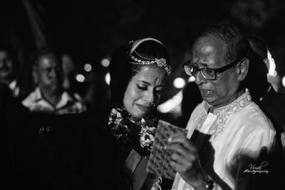Vidaai ceremony.