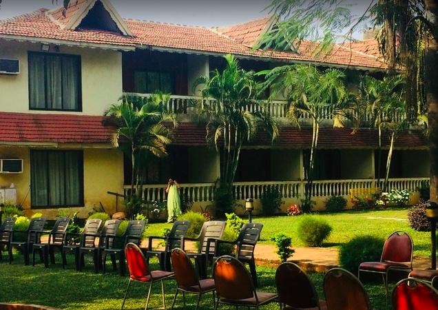 Rishikesh Resort Lonavala Lonavala - Wedding Lawn