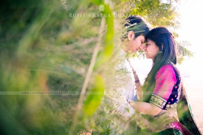 Pre-wedding photo shoot ideas