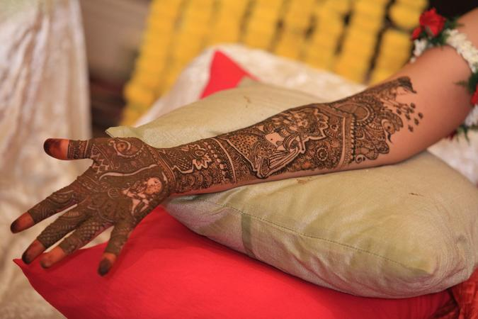 Seetaram Mehandi Art | Baroda | Mehendi Artists