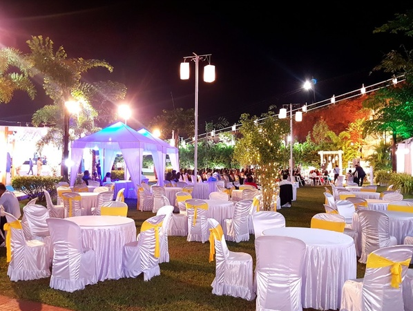 The White House Venue Margao Goa - Banquet Hall