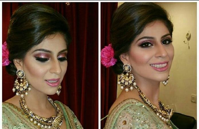 Chandni Singh | Delhi | Makeup Artists