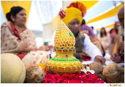 Wedding kalash decoration ideas