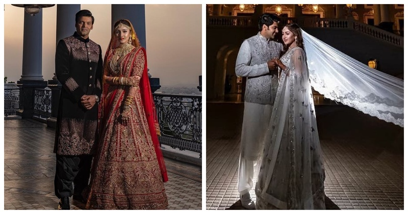 Shivaay actor, Sayyeshaa Saigal, gets hitched to boyfriend Arya in royal style!