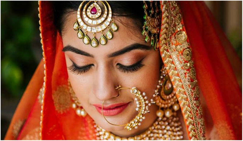 10 Best Nose Rings We Spotted On Real Brides In 2017 - #Weddingz2017Rewind!