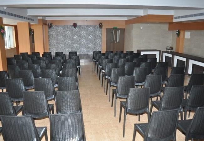 Hotel Pandias Royapuram Chennai - Banquet Hall