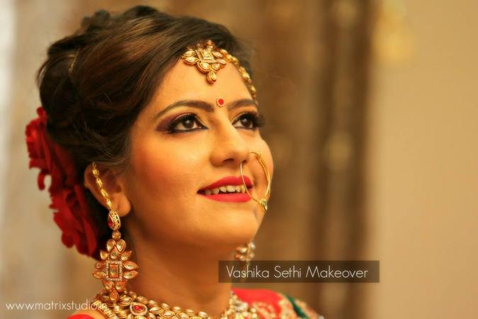 Vashika Sethi | Jaipur | Makeup Artists