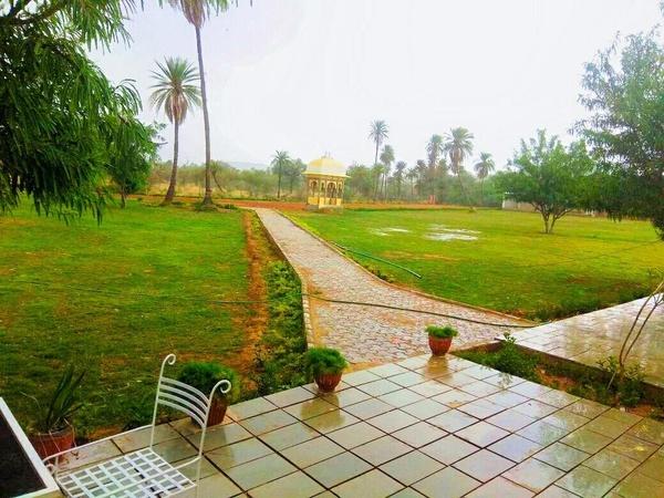 Devasya Resort Titardi Udaipur - Wedding Lawn