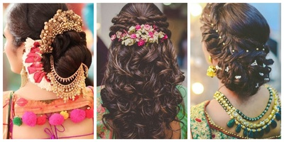 45 Gorgeous Bridal Hairstyles to Slay Your Wedding Look!