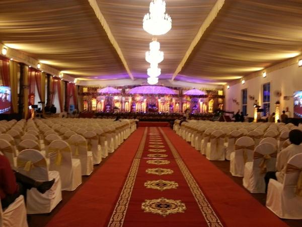 Elaan Convention Center Yelahanka Bangalore - Banquet Hall