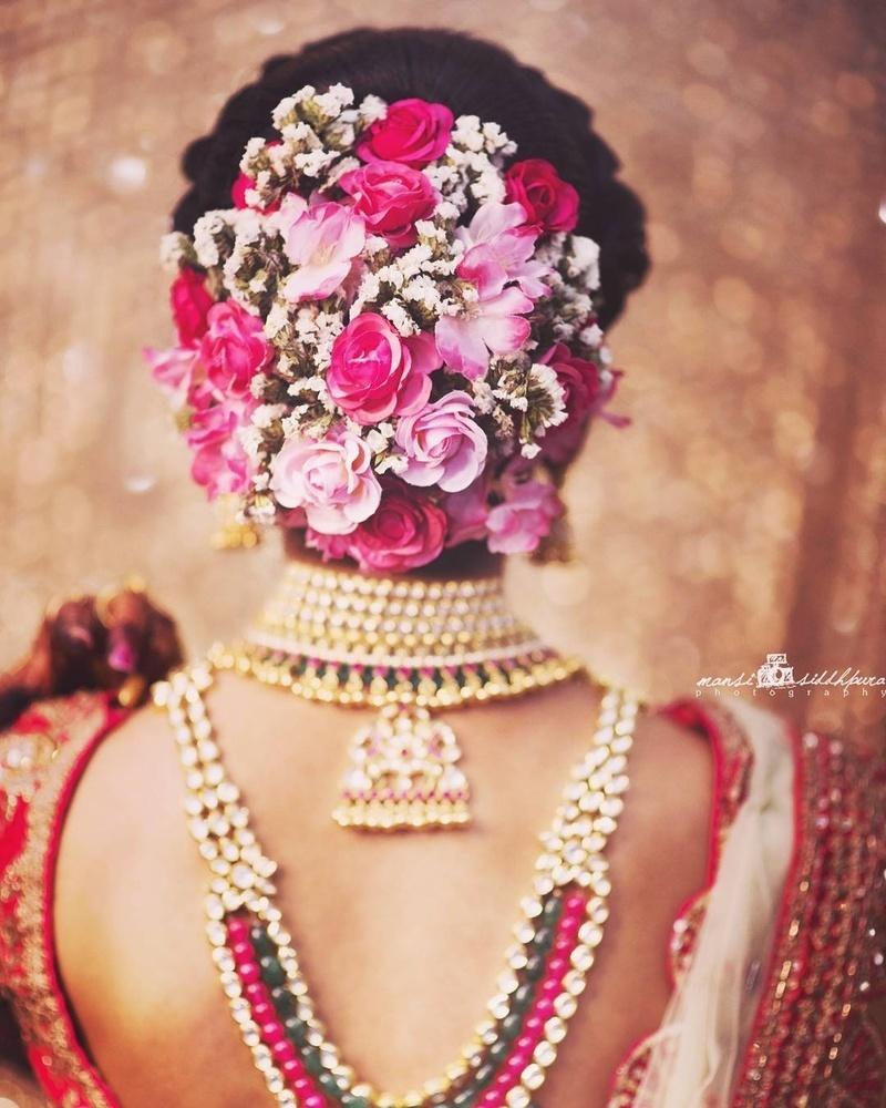 Hairstyle For Wedding Season: 30 Best Indian Bridal Hairstyles Trending This Wedding