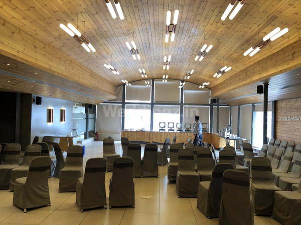 Alpine Restaurant & Banquet Ellis Bridge Ahmedabad - Banquet Hall