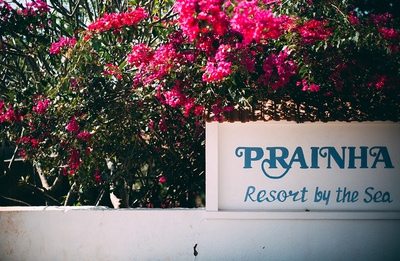 Prainha, Resort by the Sea, the wedding venue of the couple