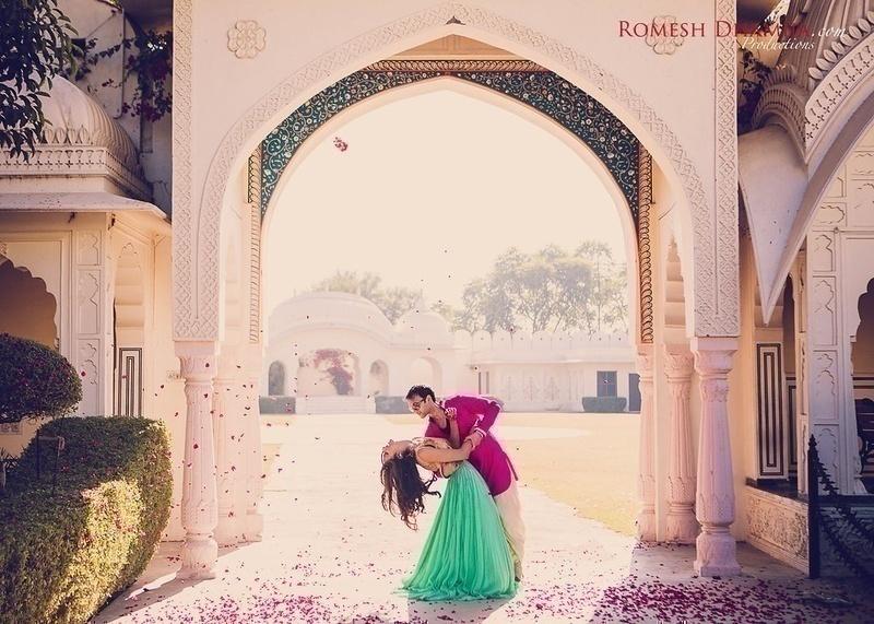 Romesh Dhamija Productions