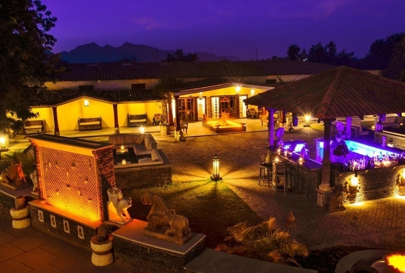 Radisson Blu Udaipur Resort and Spa