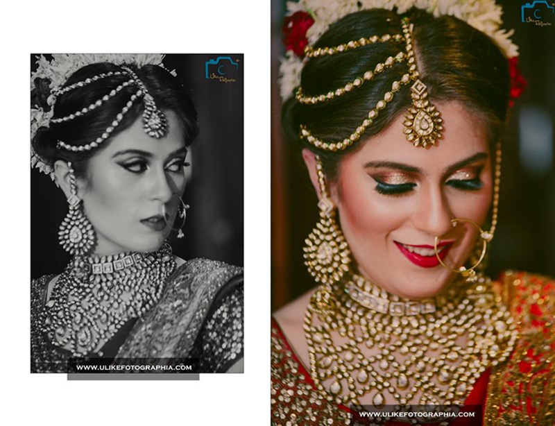 Are Half Matha Pattis the Newest Bridal Jewellery Trend?