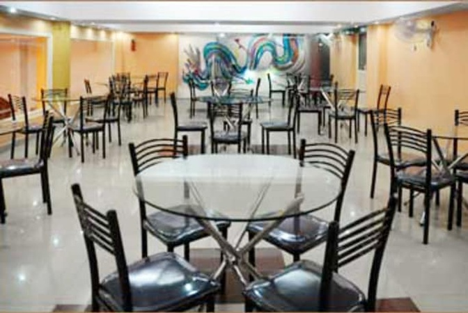 Hotel Neena Palace Lalghati Bhopal - Banquet Hall