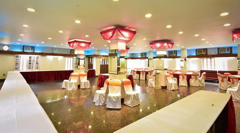 Addy House Kalighat Kolkata - Banquet Hall