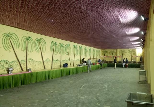 Pandit Mahendra Vatika Karawal nagar Delhi - Banquet Hall