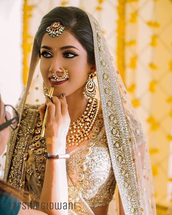Wedding Nose Ring: 10 Most Unique Bridal Nose Rings We Saw On Instagram This