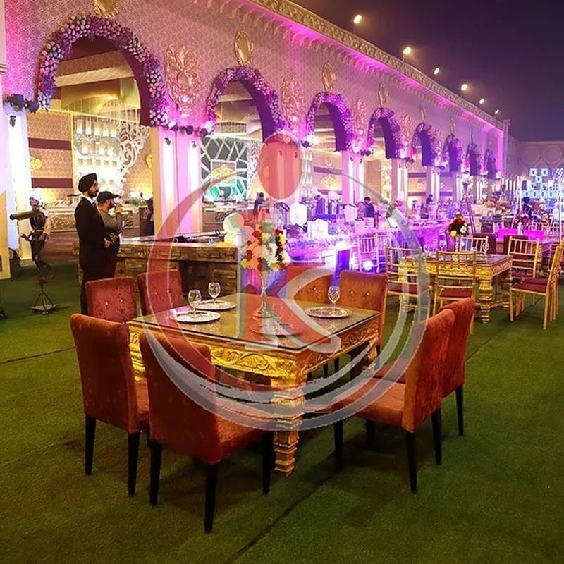 Garden Decor Delhi: Majestic Taj Raja Garden, Delhi