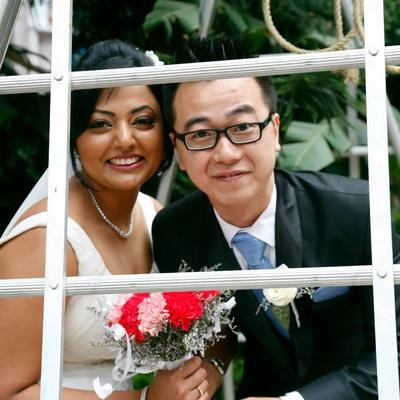 Post-wedding photo shoot ideas