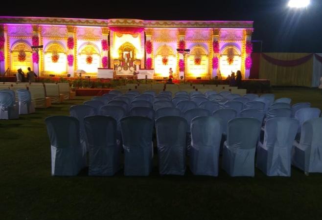 Minal Marriage Garden Raisen Road Bhopal - Banquet Hall